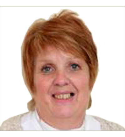 Sheila Cartwright - West Hill Ward